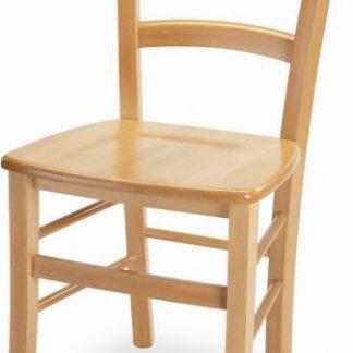 ATAN Dřevěná židle Venezia - masiv buk - II. jakost