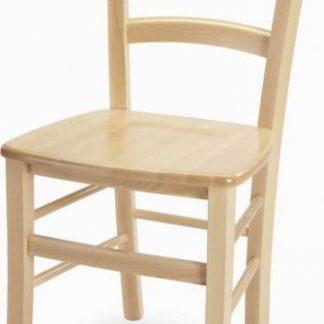 ATAN Dřevěná židle Venezia - masiv dub sonoma - II. jakost