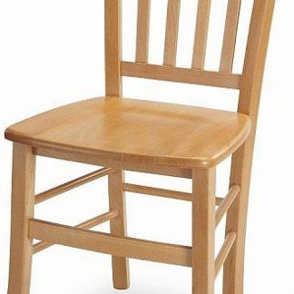 ATAN Dřevěná židle Pamela - masiv buk - II. jakost