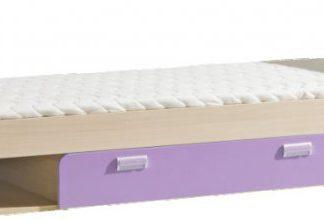 Tempo Kondela Postel EGO L13 - fialová + kupón KONDELA10 na okamžitou slevu 3% (kupón uplatníte v košíku)