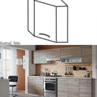 Tempo Kondela Kuchyňská skříňka CYRA NEW GN-60 + kupón KONDELA10 na okamžitou slevu 3% (kupón uplatníte v košíku)