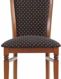 BRW Jídelní židle Bawaria TXK-DKRS II / látka TK1090