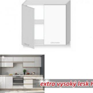 Tempo Kondela Kuchyňská skříňka LINE WHITE G + kupón KONDELA10 na okamžitou slevu 3% (kupón uplatníte v košíku)