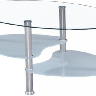 Tempo Kondela Konferenční stolek WAVE NEW + kupón KONDELA10 na okamžitou slevu 3% (kupón uplatníte v košíku)