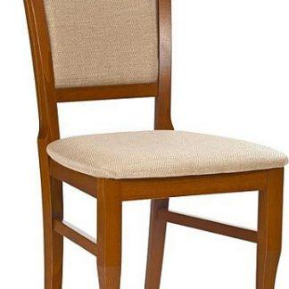 ATAN Jídelní židle Jakub třešeň antická II/MESH 1 - II. jakost