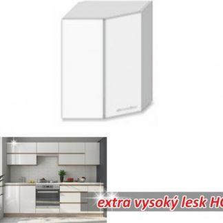 Tempo Kondela Kuchyňská skříňka LINE WHITE GR + kupón KONDELA10 na okamžitou slevu 3% (kupón uplatníte v košíku)
