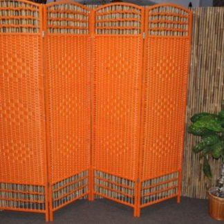 Axin Trading Paravan provázkový barva oranžová