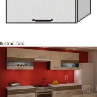Tempo Kondela Kuchyňská skříňka JURA NEW IA OG- + kupón KONDELA10 na okamžitou slevu 3% (kupón uplatníte v košíku)