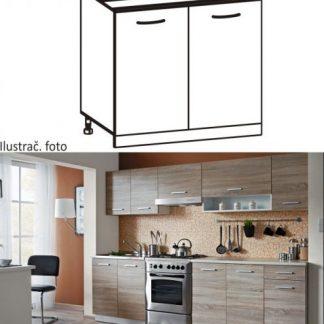 Tempo Kondela Kuchyňská skříňka CYRA NEW DZ- + kupón KONDELA10 na okamžitou slevu 3% (kupón uplatníte v košíku)