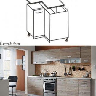 Tempo Kondela Kuchyňská skříňka CYRA NEW DN-90 + kupón KONDELA10 na okamžitou slevu 3% (kupón uplatníte v košíku)