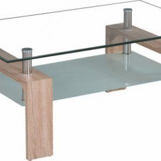 Tempo Kondela Konferenční stolek LIBOR NEW - /dub sonoma + kupón KONDELA10 na okamžitou slevu 3% (kupón uplatníte v košíku)