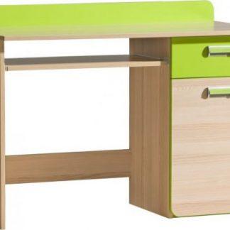 Tempo Kondela PC stolek EGO L10 - zelená + kupón KONDELA10 na okamžitou slevu 3% (kupón uplatníte v košíku)