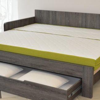 Ahorn Matrace k posteli Duovita - potahová látka + matracovina Flexona II 18