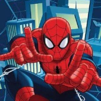 Forclaire Magická osuška Spiderman