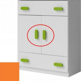 Tempo Kondela Úchytka SVEND - oranžová + kupón KONDELA10 na okamžitou slevu 3% (kupón uplatníte v košíku)