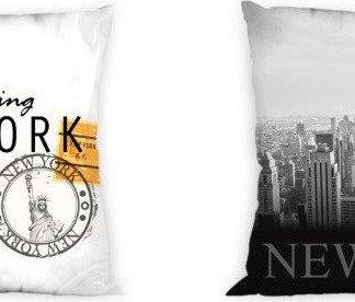 Forclaire Povlak na polštář New York