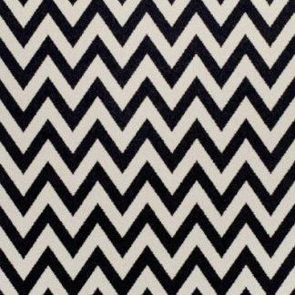 Tempo Kondela Koberec ADISA 67x120 - slonovinová / tmavě šedá + kupón KONDELA10 na okamžitou slevu 3% (kupón uplatníte v košíku)