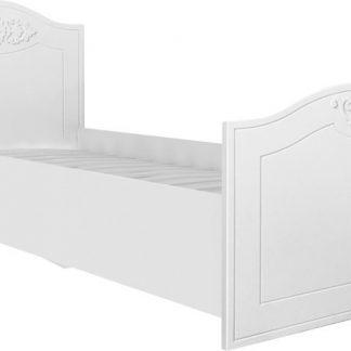 Lubidom Postel 80x1 cm Ariel - bíla White schagreen