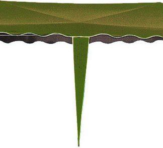 Rojaplast Zahradní Altán 3601-PL - červený