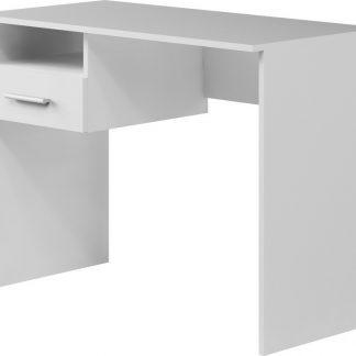 Casarredo Toaletní/pracovní stůl 1S BODO sonoma/bílá
