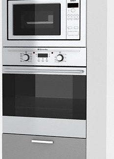 Falco Vysoká kuchyňská skříňka Natanya SP bílý lesk