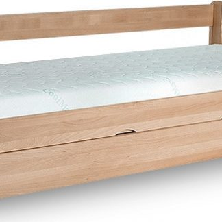 Falco Dřevěná postel Dreamer 90x200 bílá