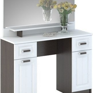 Casarredo PRAGA CT-900 toaletní stolek se zrcadlem