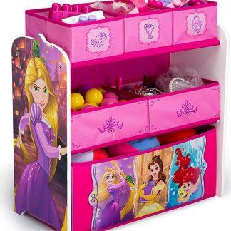 Forclaire Organizér na hračky Princess