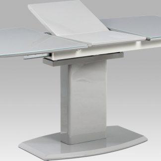 Autronic Jídelní stůl AT-4011 GREY - 120+40x cm