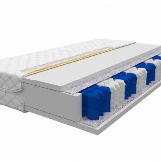 Luxusní velká matrace na dvoulůžko Tomas 200x200 cm