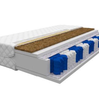 Oboustranná pružinová matrace 140x200 cm Tony