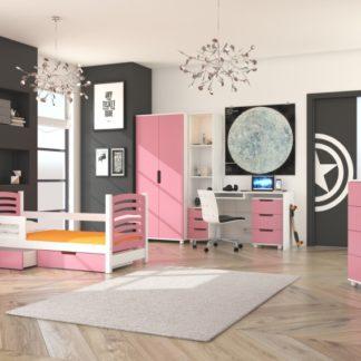 Kvalitní dětský nábytek  Doune růžový
