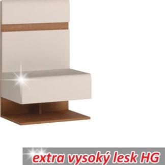Tempo Kondela Noční stolek LYNATET 95 + kupón KONDELA10 na okamžitou slevu 3% (kupón uplatníte v košíku)