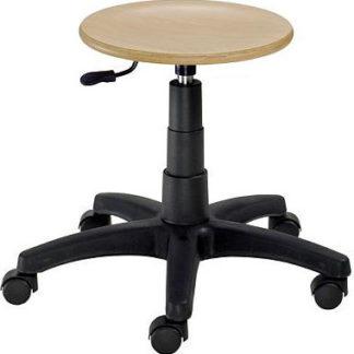 Alba Pracovní židle Nora dřevěná