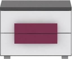 Tempo Kondela Noční stolek LOBETE 02 + kupón KONDELA10 na okamžitou slevu 3% (kupón uplatníte v košíku)
