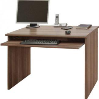 Tempo Kondela PC stůl JOHAN 02 - švestka + kupón KONDELA10 na okamžitou slevu 3% (kupón uplatníte v košíku)