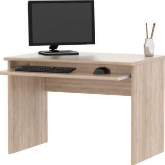 Tempo Kondela PC stůl JOHAN 02 - dub sonoma + kupón KONDELA10 na okamžitou slevu 3% (kupón uplatníte v košíku)
