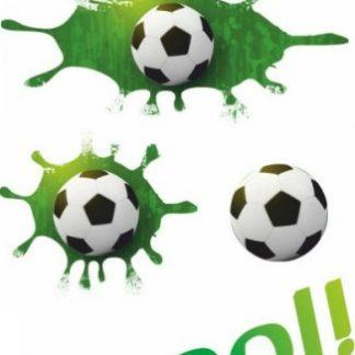 Tempo Kondela Sada nálepek SVEND - fotbal + kupón KONDELA10 na okamžitou slevu 3% (kupón uplatníte v košíku)