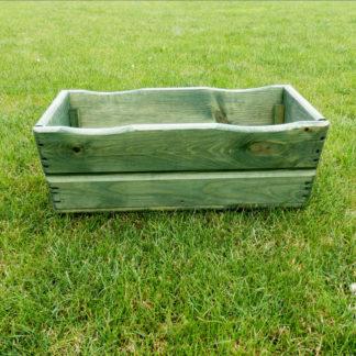 Rojaplast Zahradní TRUHLÍK 44cm - zelený