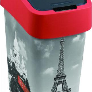 Curver Odpadkový koš FLIPBIN 25L - PAŘÍŽ