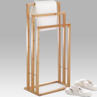 Autronic Stojan na ručníky bambusový DR-039