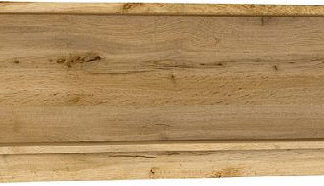 BRW Závěsná skříňka Nuis SFW/135 - dub wotan