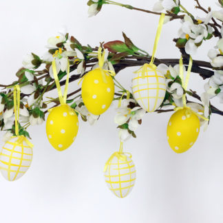 Autronic Velikonoční vejce (6 ks) VEL5031