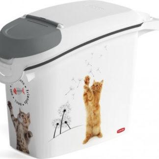 Curver Kontejner na krmivo 6 kg - pets friends / CAT