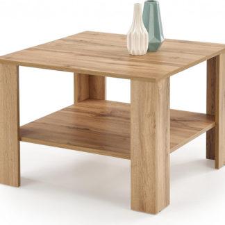 Halmar Konferenční stolek Kwadro kwadrat - dub votan