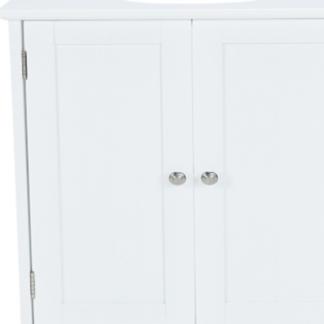 Tempo Kondela Skříňka pod umyvadlo ATENE TYP 3 - bílá + kupón KONDELA10 na okamžitou slevu 3% (kupón uplatníte v košíku)