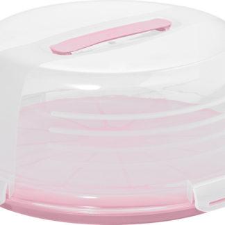 Curver CAKE BOX - růžový