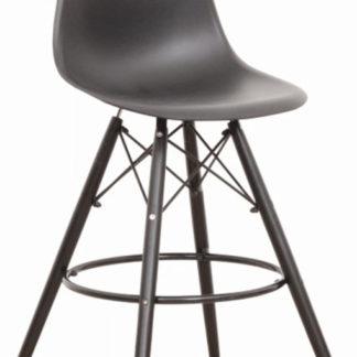 Tempo Kondela Barová židle CARBRY NEW - černá + kupón KONDELA10 na okamžitou slevu 3% (kupón uplatníte v košíku)