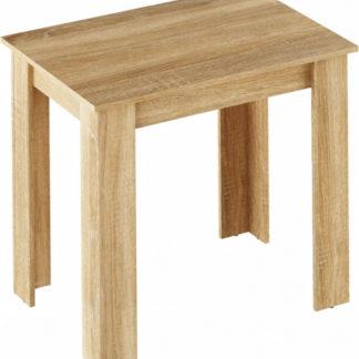 Tempo Kondela Jídelní stůl TARINIO - dub sonoma + kupón KONDELA10 na okamžitou slevu 3% (kupón uplatníte v košíku)