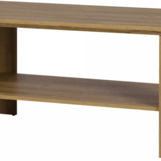 Tempo Kondela Konferenční stolek LEON MZ17 - dub grand + kupón KONDELA10 na okamžitou slevu 3% (kupón uplatníte v košíku)